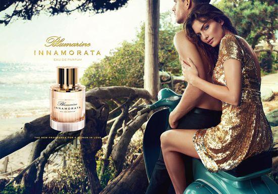 Alyssa Miller twarzą marki Blumarine