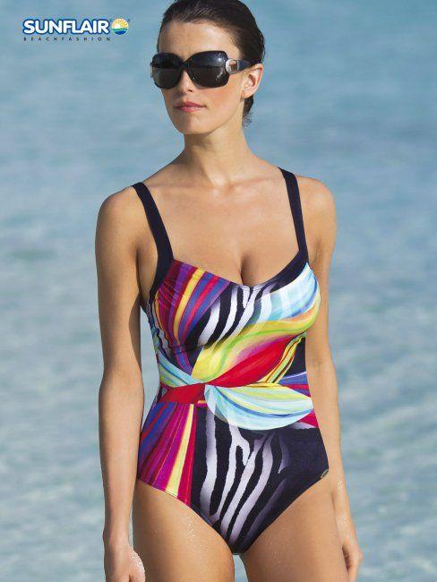 Kostiumy kąpielowe na większy biust od marki Sunflair
