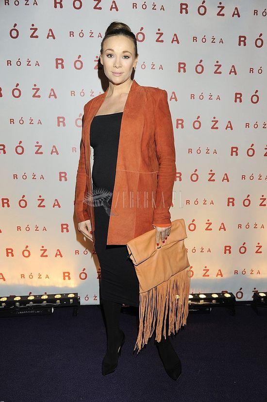 Ciężarna Sonia Bohosiewicz (FOTO)