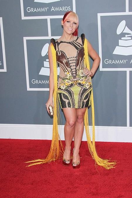 Bonnie McKee Gwiazdy na gali Grammy