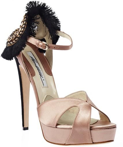 Eva Longoria w boskich butach od Briana Atwooda