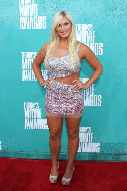 Kreacje na MTV Movie Awards (FOTO)/Brooke Hogan