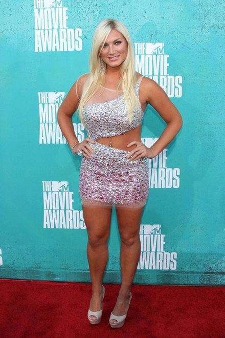 Kreacje na MTV Movie Awards (FOTO)/Brooke Hogan