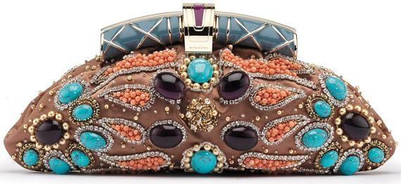 Kopertówki z nowej kolekcji Bvlgari Couture