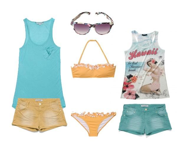 W plażowym (na)stroju od C&A