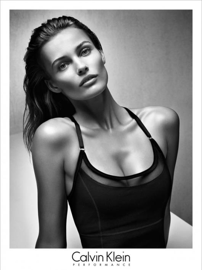 Edita Vilkeviciute dla Calvin Klein Performance (FOTO)