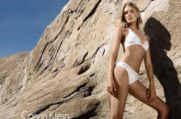 Calvin Klein White Label Wiosna 2012 (FOTO)