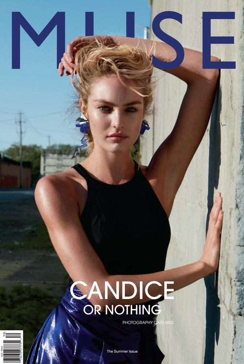 Candice Swanepoel w magazynie Muse (FOTO)