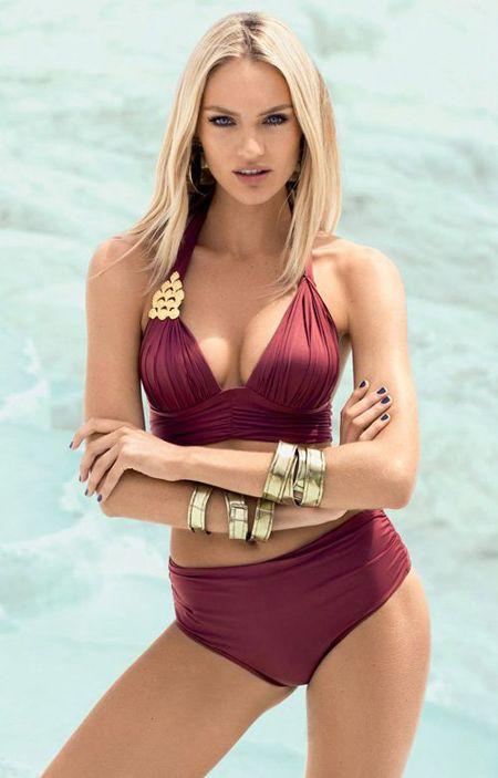 Candice Swanepoel w kampanii Agua de Coco (FOTO)