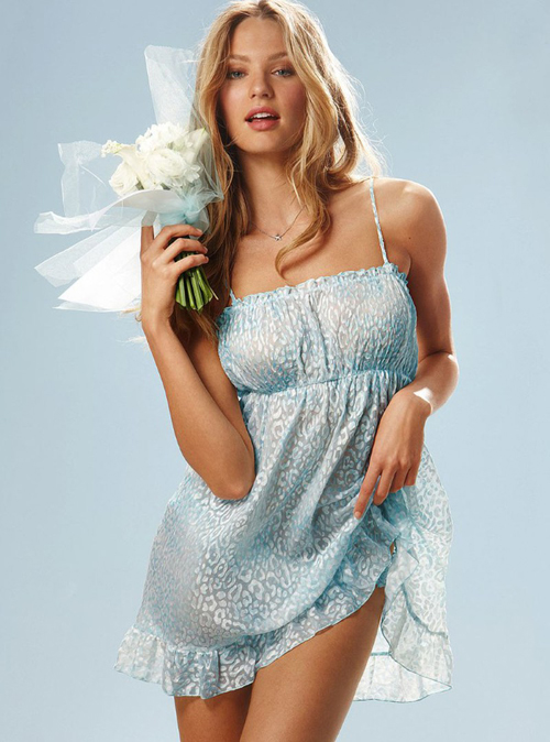 Ślubna bielizna od Victoria's Secret (FOTO)