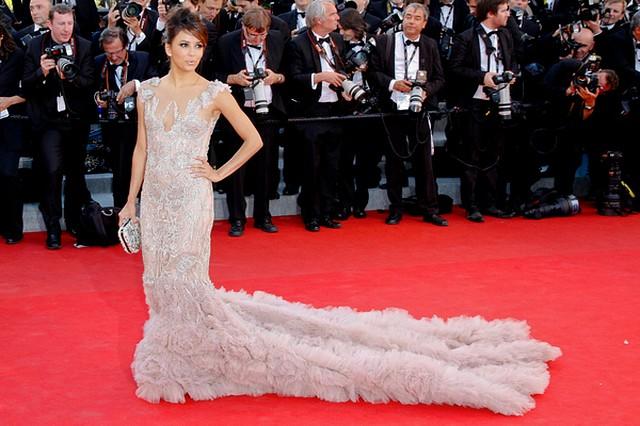 Kreacje gwiazd w Cannes (FOTO)