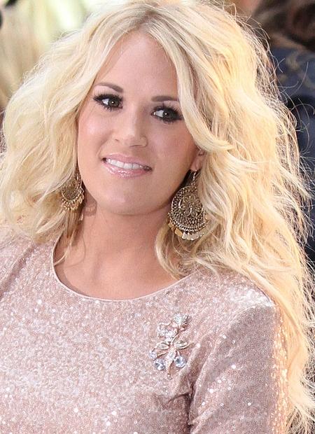 Błyszcząca Carrie Underwood (FOTO)