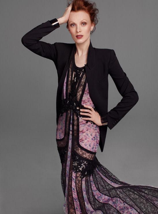 Naomi Campbell w kampanii Roberto Cavalli