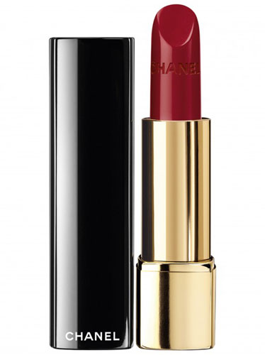 Chanel Rouge Allure na jesień