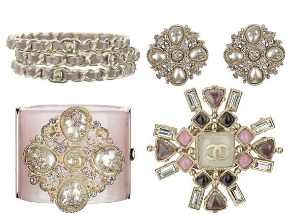 Walentykowa kolekcja dodatków od Chanel