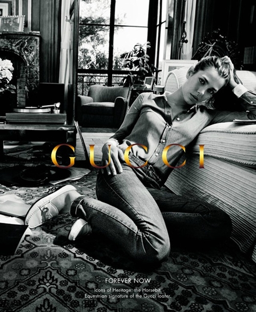 Nowe zdjęcia Charlotte Casiraghi dla Gucci (FOTO)