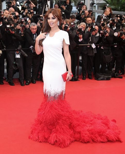 Cheryl Cole w Stephane Rolland (FOTO)