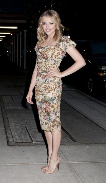 Emma Roberts czy Chloe Moretz? (FOTO)