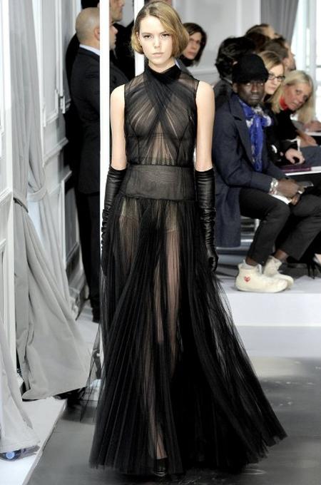 Charlize Theron w sukni Dior Couture (FOTO)