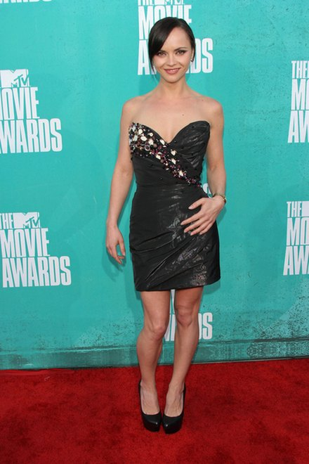 Kreacje na MTV Movie Awards (FOTO)/Christina Ricci