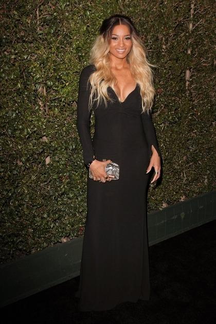 Ciara Gwiazdy świętują 50-lecie marki Valentino