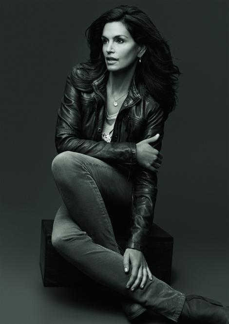 Cindy Crawford nową twarzą marki C&A (FOTO)