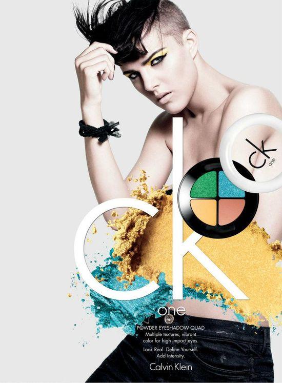 Pełna kampania CK One Cosmetics (FOTO)