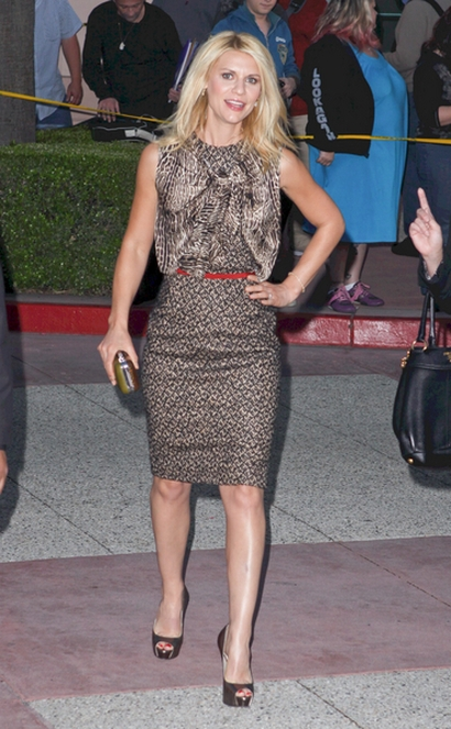 Claire Danes w sukience Giambattista Valli (FOTO)