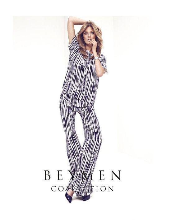 Constance Jablonski w wiosennej kampanii marki Beymen (FOTO)