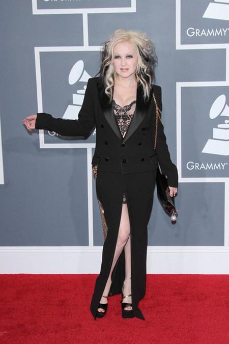 Cyndi Lauper Gwiazdy na gali Grammy