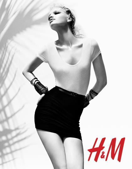 Letnia kampania marki H&M (FOTO)