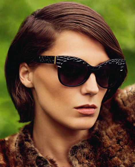 Daria Werbowy w kampanii Roberto Cavalli (FOTO)