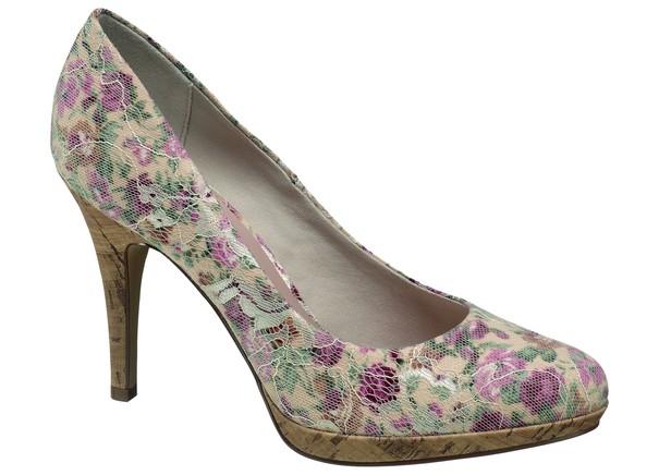 Torebki i buty w kwiaty od Dieichmann (FOTO)
