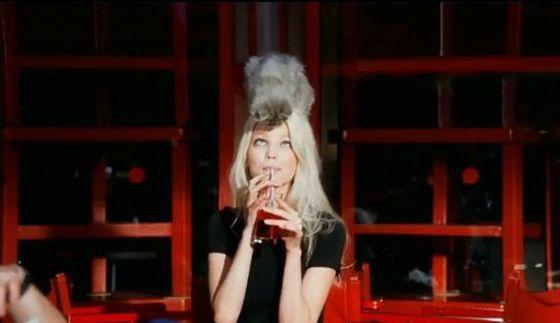 Daphne Groeneveld jako Brigitte Bardot (FOTO+VIDEO)