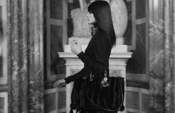 Kolekcja Dior Jesień 2012