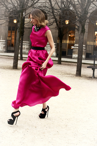 Christian Dior na sezon Pre-Fall 2012