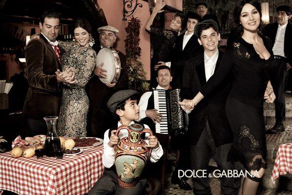Dolce&Gabbana Jesień/Zima 2012
