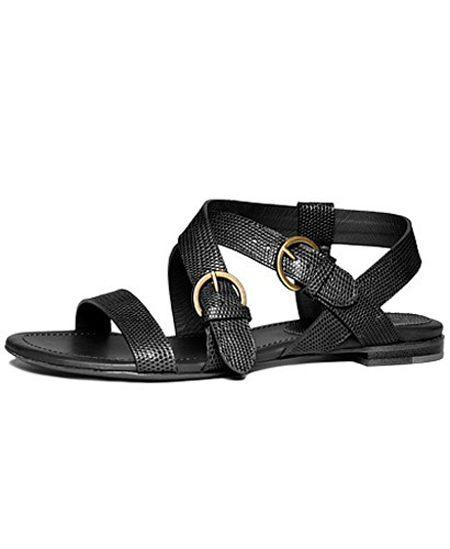 Donna Karan - buty w kolekcji wiosna/lato 2012