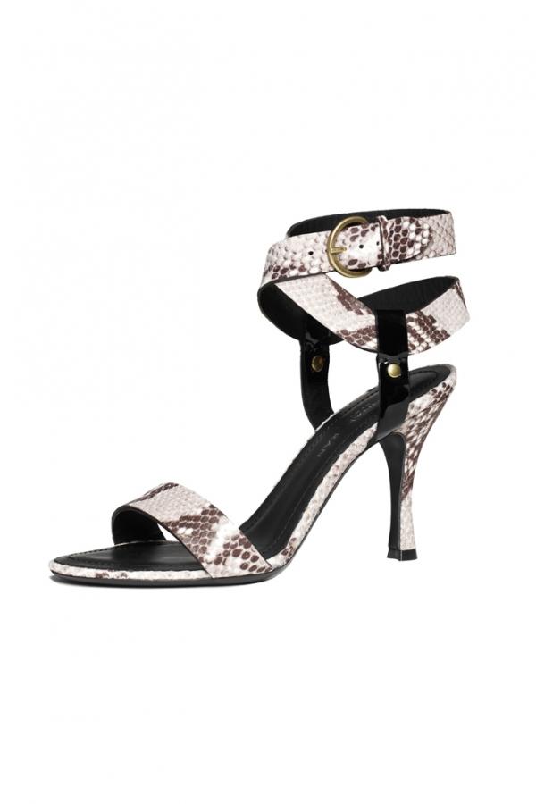 Najmodniejsze buty na wiosnę według Donny Karan