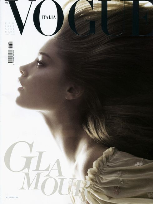 Doutzen Kroes w Vogue Paris