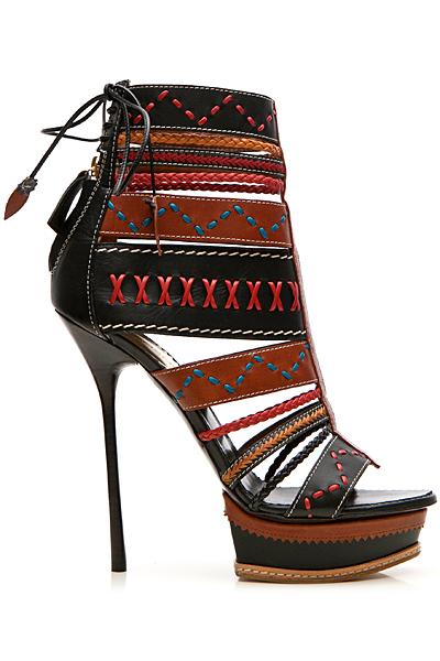 Buty z wiosenno-letniej kolekcji Dsquared2