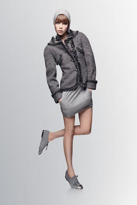 Chanel Jesień/Zima 2012/13 (FOTO)