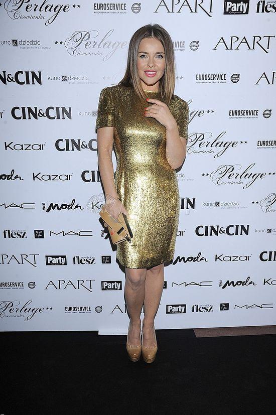 Moda na złoto!