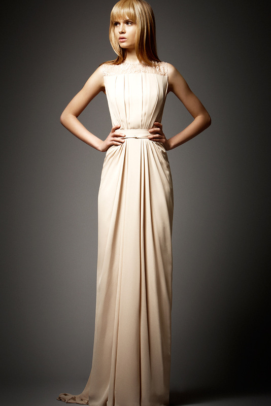 Elie Saab - kolekcja Pre-Fall 2012