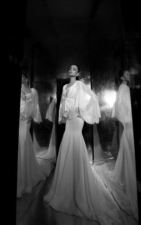 Elihav Sasson Bridal Couture 2012