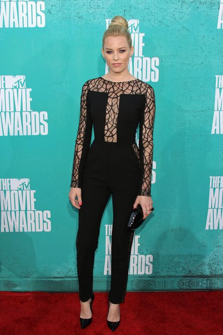 Kreacje na MTV Movie Awards (FOTO)/Elizabeth Banks