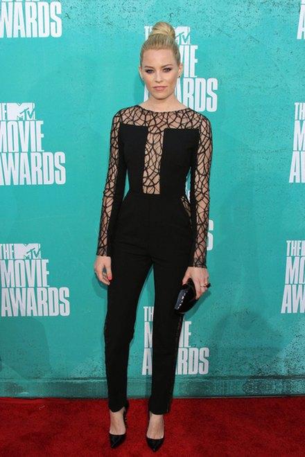 Kreacje na MTV Movie Awards (FOTO)/Elizabeth Banks
