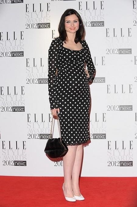Kreacje na Elle Style Awards (FOTO)/Sophie Ellis-Bextor