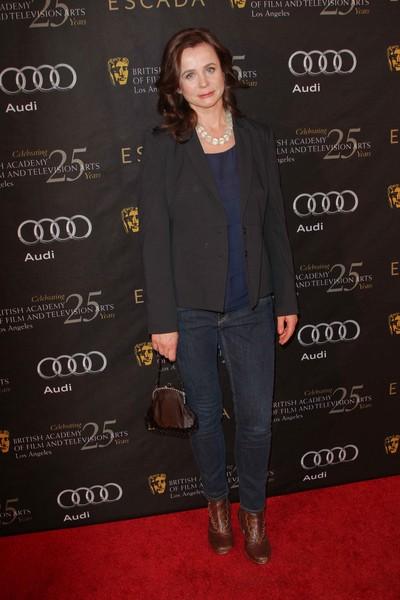 Gwiazdy na imprezie BAFTA (FOTO)/Emily Watson