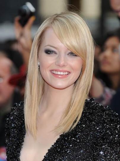 Emmie Stone znudził się blond (FOTO)